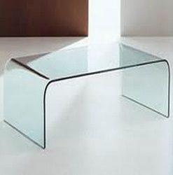 jual glass furniture